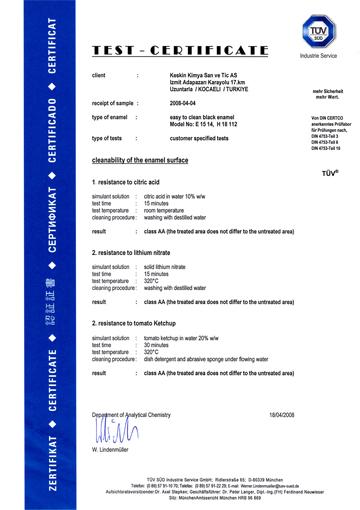 Certification 4